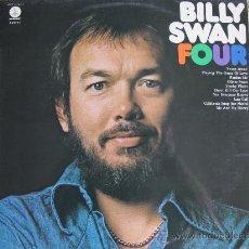 Discos de vinilo: LP - BILLY SWAN - FOUR - ORIGINAL ESPAÑOL, MONUMENT RECORDS 1977. Lote 26824233