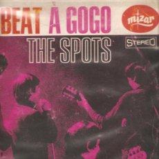 Discos de vinilo: LP THE SPOTS - BEAT A GOGO - 8 CANCIONES DE THE BEATLES . Lote 26838518