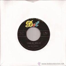Disques de vinyle: SINGLE-THE DELL VIKINGS-DOT 15538-ORIG. USA-1957. Lote 26844144