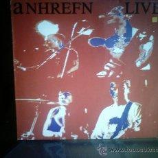 Discos de vinilo: LP. ANHREFN - LIVE. Lote 26846125
