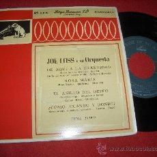 """Discos de vinilo: JOE LOSS ORQUESTA DE AQUI A LA ETERNIDAD /ROSA MARIA..+2 7"""" EP 195? EDICION ESPAÑOLA. Lote 26849618"""