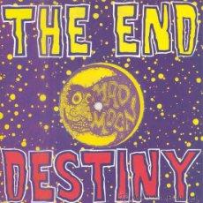 Discos de vinilo: THE END - DESTINY / WEIRDO - SINGLE INGLES DE 1991. Lote 26855194
