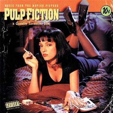 LP PULP FICTION OST VINILO 180 G TARANTINO (Música - Discos - LP Vinilo - Bandas Sonoras y Actores)