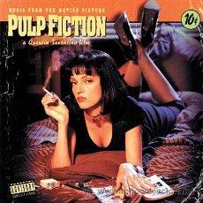 Discos de vinilo: LP PULP FICTION OST VINILO 180 G TARANTINO. Lote 99084320