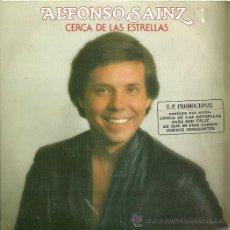 Discos de vinilo: ALFONSO SAINZ EP SELLO MOVIEPLAY AÑO 1983 (PROMOCIONAL). Lote 26865531