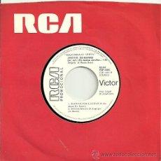 Discos de vinilo: ANDRES DOBARRO EP SELLO RCA VICTOR AÑO 1971 (PROMOCIONAL). Lote 26865754
