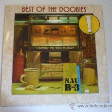 Discos de vinilo: LP THE BEST OF THE DOORS. Lote 26931726
