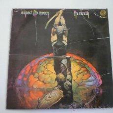 Discos de vinilo: LP NAZARETH. Lote 26938653