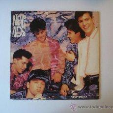 Discos de vinilo: LP NEW KID ON THE BLOCK ESPAÑOL CBS. Lote 29178467