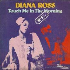Discos de vinilo: DIANA ROSS SINGLE SELLO TAMLA MOTOWN AÑO 1973. Lote 26872734