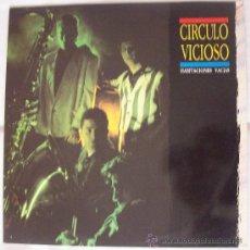 Discos de vinilo - LP DE CIRCULO VICIOSO HABITACIONES VACIAS - 26883668