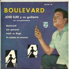 Discos de vinilo: JOSE LUIS EP SELLO PHILIPS AÑO 1962. Lote 26893805