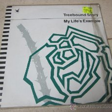 """Discos de vinilo: TREEBOUND STORY - MY LIFE´S EXAMPLE 7"""" - FOR RECORDS 1986. Lote 26895023"""