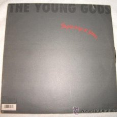 Discos de vinilo: THE YOUNG DOGS - SEPTEMBER SONG /1990 PLAY IT AGAIN SAM RECORDS USA /45 RPM. Lote 26903859