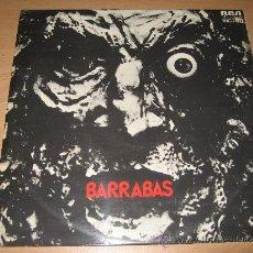 Discos de vinilo: LP BARRABAS - RCA VICTOR SPAIN. Lote 26911652