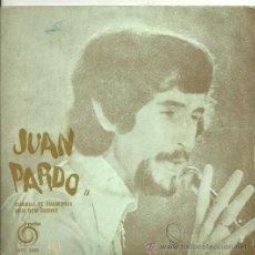 Discos de vinilo: JUAN PARDO EP SELLO RODA EDITADO EN PORTUGAL. Lote 26965954