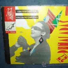 Discos de vinilo: 27 PUÑALADAS REVISTA MUSICAL Nº 3 + EP CON 4 GRUPOS ANDALUCES 80S MUY RARO. Lote 26997776