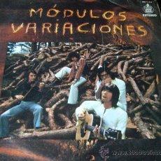 Discos de vinilo: MODULOS- VARIACIONES-ORIGINAL HISPAVOX 1971-POKORA. Lote 26999125