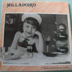 Disques de vinyle: MILLADOIRO - GALICIA NO PAIS DAS MARAVILLAS - LP DE 1986. Lote 27021236