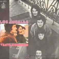 Discos de vinilo: LOS ANGELES VENTE CONMIGO / VIVEN EN EL RIVERSIDE. Lote 27029433