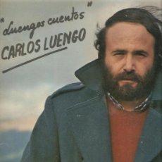 Discos de vinilo: LP CARLOS LUENGO - LUENGOS CUENTOS . Lote 27030764