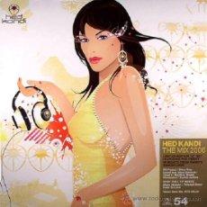 Discos de vinilo: HED KANDI THE MIX 2006 * 3 LP * SAMPLE * ULTRARARE * Nº 54 * LTD * PRECINTADO!!. Lote 190098882