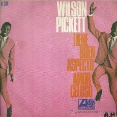 Discos de vinilo: WILSON PICKETT SINGLE SELLO ATLANTIC EDITADO EN ESPAÑA AÑO 1968. Lote 27067967