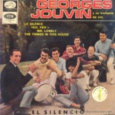 Discos de vinilo: GEORGES JOUVIN - YEH YEH - EP ESPAÑOL RARO MODERN JAZZ FREAKBEAT. Lote 27069212