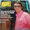 Discos de vinilo: MICHEL - EN ARANJUEZ CON TU AMOR - EP BELTER 1967. Lote 27071510