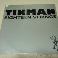 Discos de vinilo: TINMAN (EIGHTEEN STRINGS) FULL ON KITCHEN MIX + CHRIS & JAMES REMIX ( FREE ) FREEDOM TO PARTY MIX . Lote 27077835