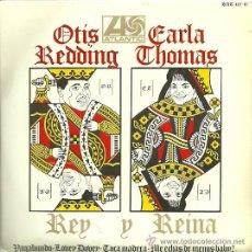 Discos de vinilo: OTIS REDDING / CARLA THOMAS EP SELLO ATLANTIC AÑO 1967 EDITADO EN ESPAÑA.. Lote 27099363