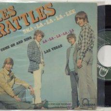 Discos de vinilo: EP 45 RPM / LES RATTLES / SHA LA LA LA LEE // EDITADO POR FONTANA . Lote 27100117