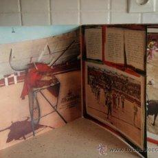 Discos de vinilo: TOROS EN ESPAÑA 'PASODOBLES' (LA CRUZ DE MAYO - LA GIRALDA - ESPAÑA CAÑI - VITO) EP45 ALHAMBRA. Lote 27101096