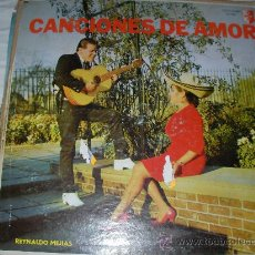 Discos de vinilo: REYNALDO MEJIAS CANCIONES DE AMOR - ENVIO GRATIS A ESPAÑA. Lote 27141088
