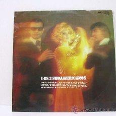 Discos de vinilo: LOS 3 SUDAMERICANOS - GRACIAS ESPAÑA... - BELTER 1971. Lote 27149776