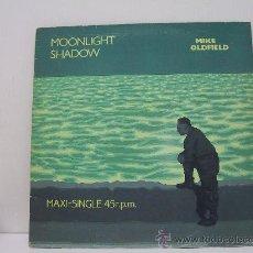 Discos de vinilo: MIKE OLDFIELD - MOONLIGHT SHADOW - MAXI SINGLE - EDICION ESPAÑOLA - VIRGIN 1983. Lote 27150986