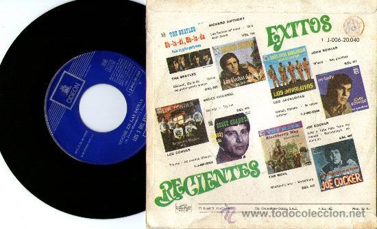 Discos de vinilo: CONTRAPORTADA - Foto 2 - 27142489