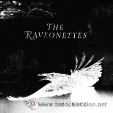 Discos de vinilo: LP THE RAVEONETTES RAVEN IN THE GRAVE VINILO. Lote 245212875