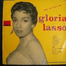 Discos de vinilo: LP GLORIA LASSO // ORIGINAL EPOCA. Lote 27171321