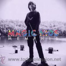 LP THE MAGIC KIDS MEMPHIS VINILO + MP3