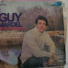 Discos de vinilo: GUY MARDEL EN ESPAÑOL EP ENTRE LAS 2. Lote 27200977