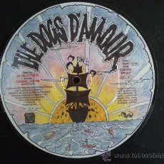 Discos de vinilo: THE DOGS D'AMOUR - SATELLITE KID - SINGLE PICTURE DISC EDICIÓN LIMITADA UK. Lote 27202949