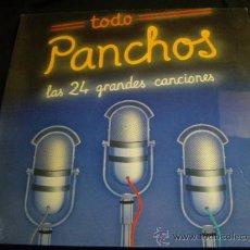 Discos de vinilo: TODO PANCHOS-DOBLE LP-24 GRANDES CANCIONES. Lote 27204390
