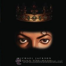 Discos de vinilo: MICHAEL JACKSON BEHIND THE MASK + HOLLIWOOD TONIGHT- SINGLE DE VINILO. Lote 27213356
