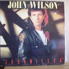 Discos de vinilo: JOHN WILSON ---- SAME. Lote 27219380
