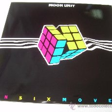 Discos de vinilo: 10 PULGADAS MOON UNIT IN SIX MOVES MOD THE VOX POP VINILO . Lote 51487164
