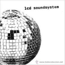 Discos de vinilo: LP LCD SOUNDSYSTEM VINILO. Lote 47137757