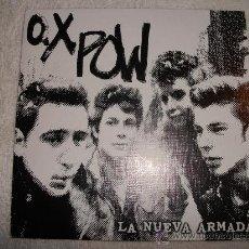 O.X POW - LA NUEVA ARMADA / DERRIBOS ARIAS - APRENDE ALEMAN /FLEXISINGLE /