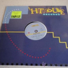Discos de vinilo: TECHNO MATIC ( IT'S TIME TO PARTY ) ORIGINAL VERSION + HUPPLE CUT MIX + SPIRIT OF ADVENTURE REMIX +. Lote 27251538