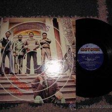 Discos de vinilo: LP FOUR TOPS CHANGING TIMES 1970 ORIGINAL USA DISCO Y PORTADA VG+. Lote 27257219